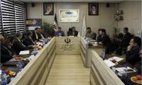 دیدار مسئولین کاشان با معاونت فرهنگی وزارت فرهنگ و ارشاد